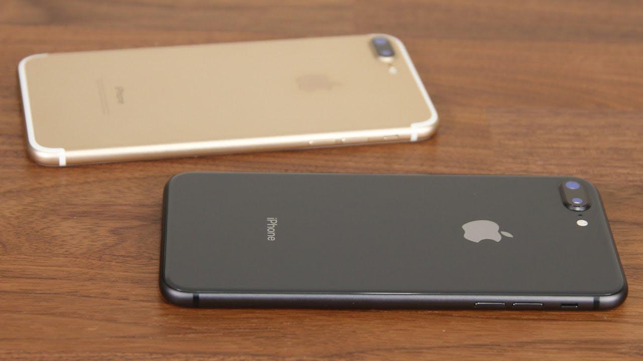 iPhone-8 vs iPhone 7
