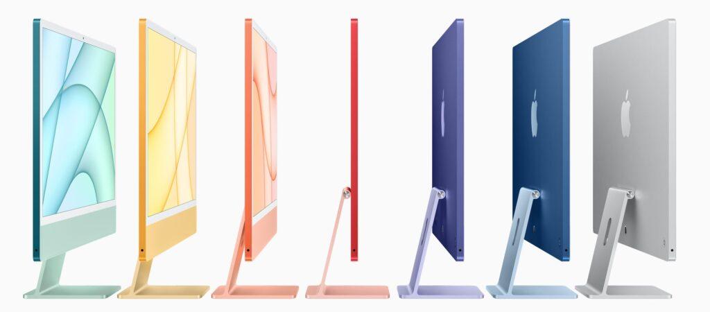 iMac-colours